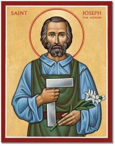 St Joseph the Worker Feast Day 2020 – Darwen Catholic Parishes